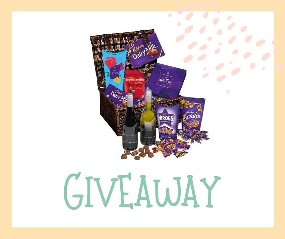 Cadbury's Chocolate & Wine Hamper Giveaway!